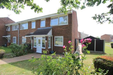 3 bedroom end of terrace house for sale - Rich Close Great Leighs