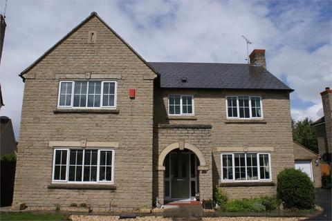 4 bedroom detached house for sale - 33 Saxon Way, CHEDDAR, Somerset