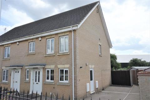 3 bedroom end of terrace house for sale - George Close, Oulton Broad
