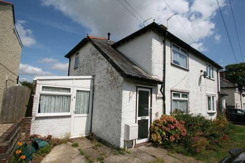 2 bedroom semi-detached house for sale - Gore Road, Eastry