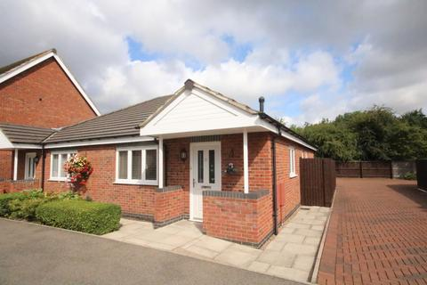 2 bedroom semi-detached bungalow for sale - Flint Drive, Asfordby
