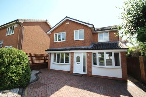 3 bedroom detached house for sale - SHEARING AVENUE, Norden, Rochdale OL12 7QY