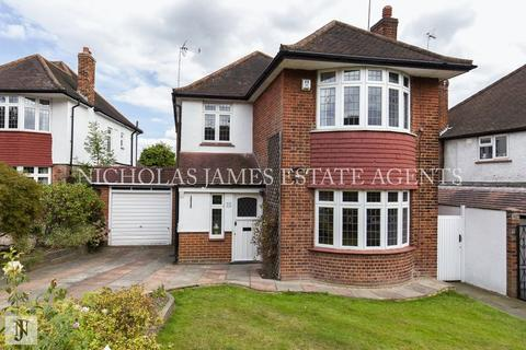4 bedroom detached house for sale - Bourne Avenue, Southgate, London N14