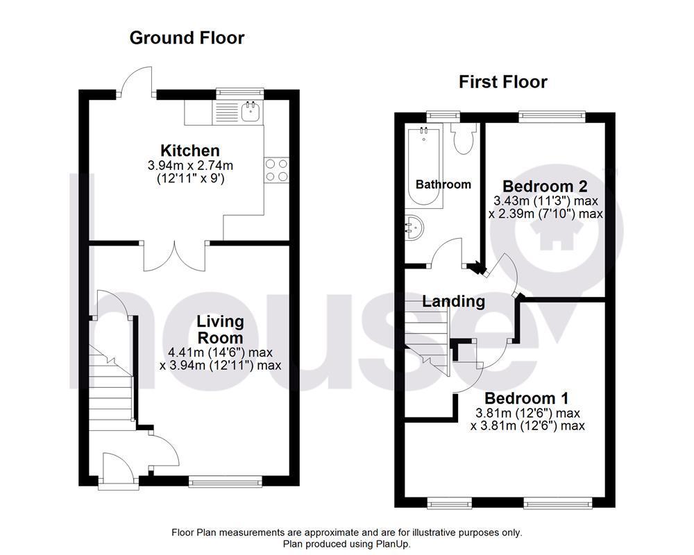 Floorplan: Floorplan One