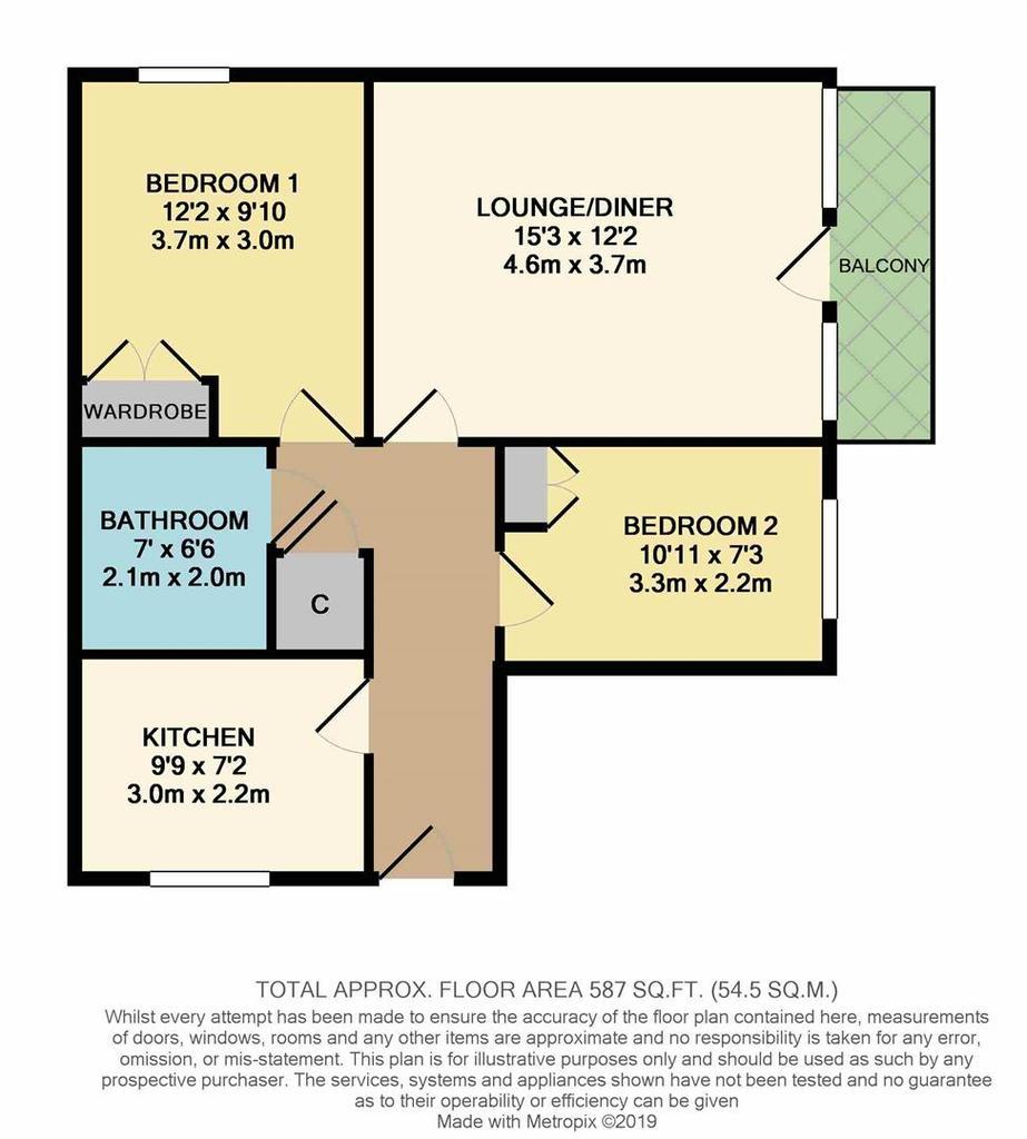 Floorplan: 9 Clarendon Mews DA5 print.JPG