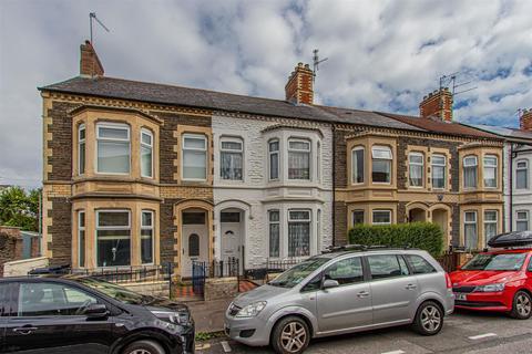 3 bedroom terraced house for sale - Denton Road, Canton, Cardiff