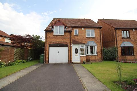 4 bedroom detached house for sale - Milburn Drive, Newcastle Upon Tyne
