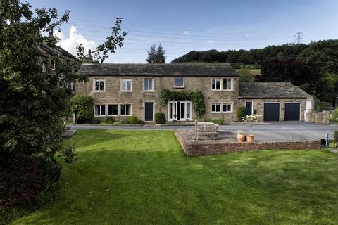 4 bedroom detached house for sale - Burn Road, Birchencliffe, Huddersfield