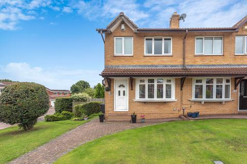 3 bedroom semi-detached house for sale - Lyster Close, Seaham, County Durham, SR7