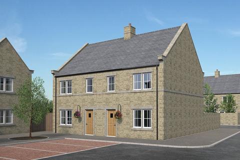 2 bedroom semi-detached house for sale - Stanedge Meadows, Plot 1, The Lime, Batham Gate, Peak Dale, SK17