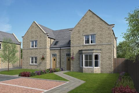 3 bedroom semi-detached house for sale - Stanedge Meadows, Plot 5, The Yew, Batham Gate, Peak Dale, SK17