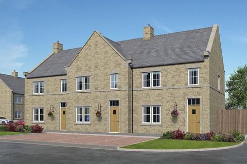 3 bedroom townhouse for sale - Stanedge Meadows, Plot 12, The Elder, Batham Gate, Peak Dale, SK17