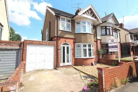 3 bedroom semi-detached house for sale - Arundel Road, Luton, Bedfordshire, LU4 8DY