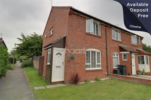 2 bedroom semi-detached house to rent - Thornford Drive, Westlea, Swindon