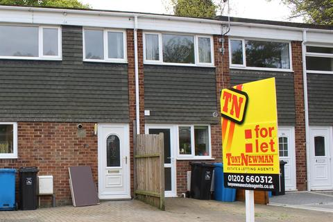2 bedroom terraced house to rent - Northmere Road, Parkstone, Poole