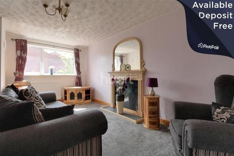 2 bedroom detached house to rent - Redcar Close, Gedling, NG4