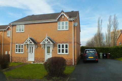 2 bedroom terraced house to rent - St. James Close, Leeds, West Yorkshire, LS12