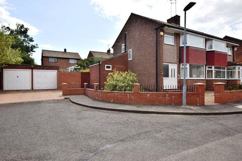 3 bedroom semi-detached house for sale - Felling