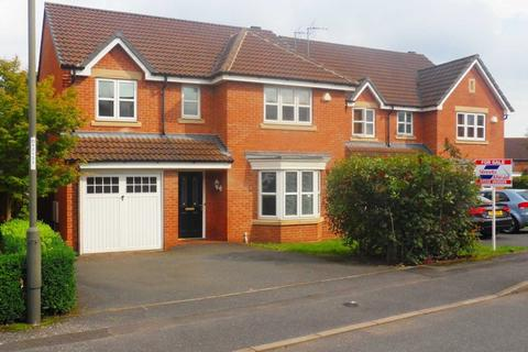 4 bedroom detached house to rent - Nettleton Close, Heatherton Village