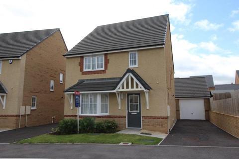 4 bedroom detached house to rent - Beauchamp Avenue, Midsomer Norton, Radstock