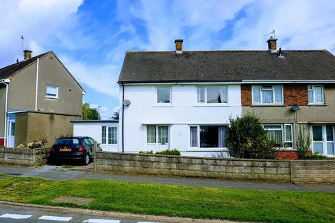 3 bedroom semi-detached house for sale - HEOL LLAN, NORTH CORNELLY, BRIDGEND CF33