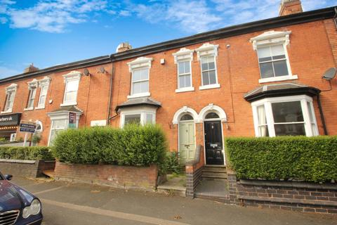 4 bedroom terraced house to rent - Station Road, Harborne, Birmingham, B17 9JT