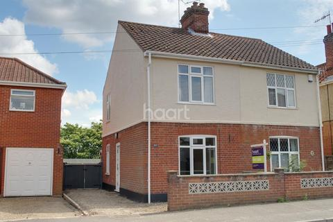3 bedroom semi-detached house for sale - Hotblack Road, Norwich