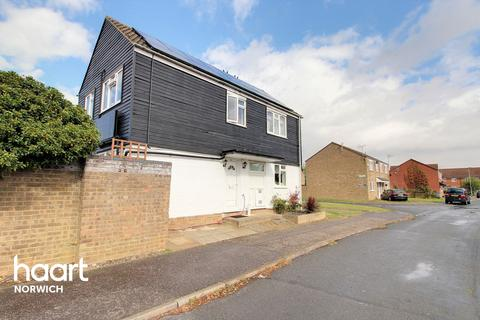 3 bedroom end of terrace house for sale - Desmond Drive, Norwich