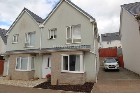 3 bedroom semi-detached house for sale - Sharpitor Gardens, North Prospect, PL2 2LU