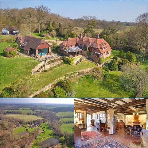 6 bedroom detached house for sale - Picketts Lane, Horney Common, Uckfield, East Sussex, TN22