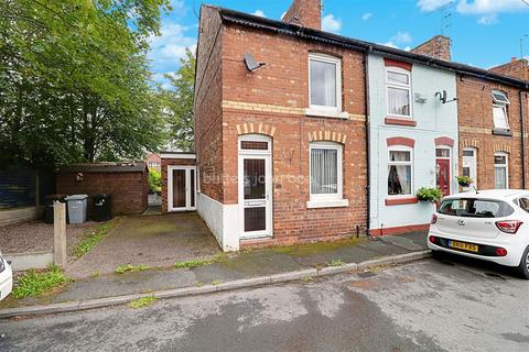 2 bedroom end of terrace house for sale - Orchard Street, Willaston