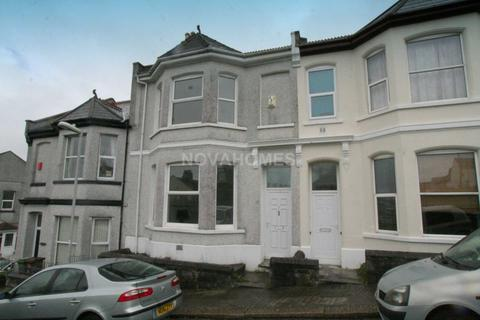 3 bedroom terraced house for sale - Hargood Terrace, Plymouth, PL2 1DZ