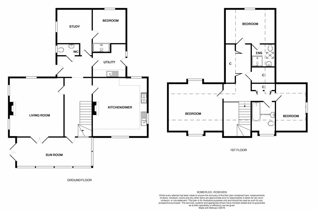 Floorplan 2 of 2: Somerled