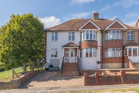 5 bedroom semi-detached house for sale - Mile Oak Road, Southwick, West Sussex, BN42