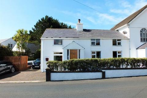 2 bedroom semi-detached house for sale - Roadside Cottage, Whitestrand, Lhergydhoo, Peel