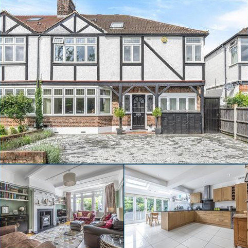 Search Semi Detached Houses For Sale In London   OnTheMarket