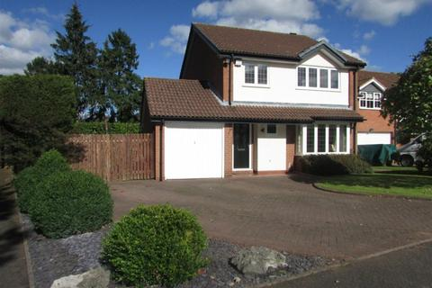 4 bedroom detached house to rent - Moorfield Avenue, Knowle, B93 9RE