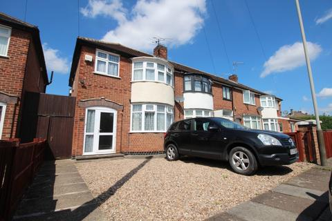 3 bedroom house to rent - Abbeycourt Road, Leicester, LE4