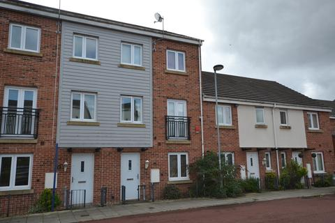 4 bedroom townhouse to rent - Poundlock Avenue, Hanley