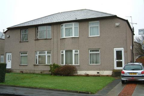 2 bedroom flat to rent - KINGSPARK, KINGSBRIDGE DRIVE, G73 2BN - UNFURNISHED