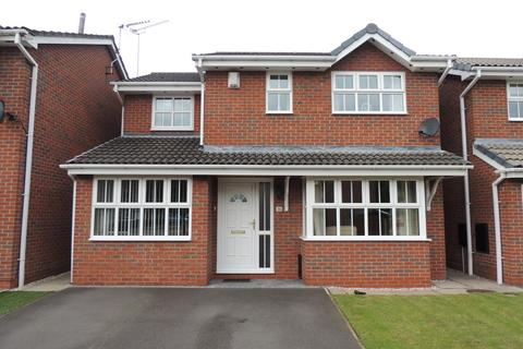 4 bedroom detached house for sale - Nightingale Close, Middlewich