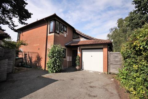 4 bedroom detached house for sale - Crispin Close, Locks Heath
