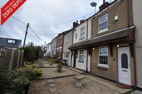 2 bedroom terraced house to rent - Wood Lane, Audley