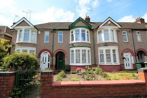 3 bedroom terraced house for sale - Chelveston Road, Coundon, Coventry