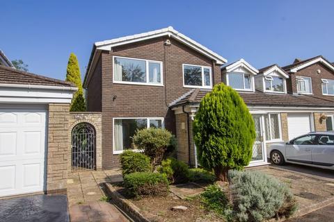 4 bedroom semi-detached house for sale - Erw'r Delyn Close, Penarth