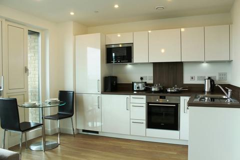 Studio to rent - Marner Point, No 1 The Plaza, Bow E3