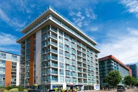2 bedroom flat for sale - The Oxygen Building, 18 Western Gateway, Canary Wharf, London, E16 1BL