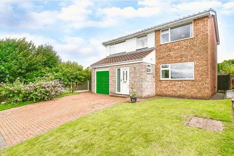 4 bedroom detached house for sale - Bollin Drive, Congleton