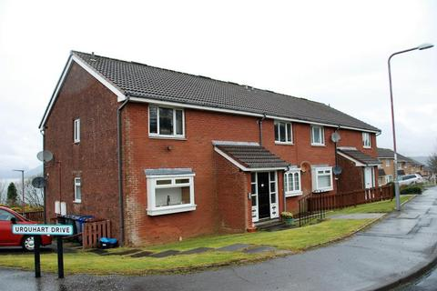 1 bedroom flat to rent - Tantallon Avenue, GOUROCK PART FURNISHED