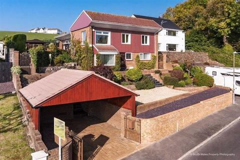 5 bedroom detached house for sale - Maes-Y-Coed, The Knap, Barry